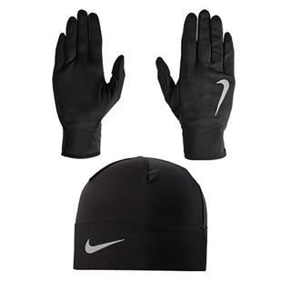 Run Dry - Ensemble de tuque et gants de course pour femme