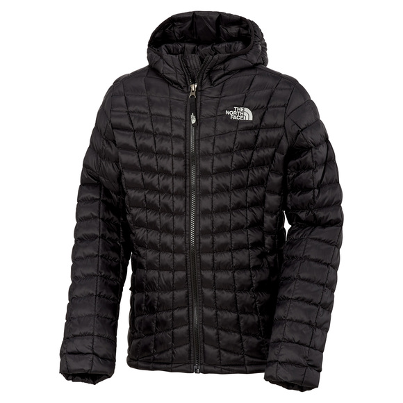 ThermoBall - Girls' Hooded Jacket