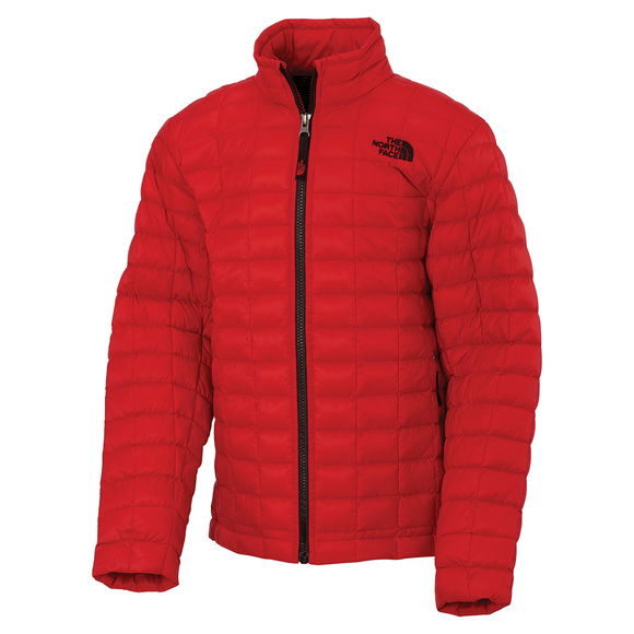 ThermoBall - Boys' Hooded Jacket