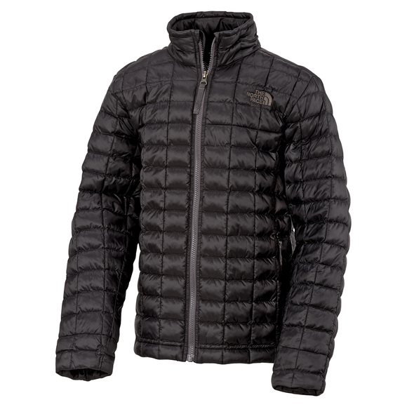 Face The À Garçon Pour Manteau Thermoball Capuchon North Sports rrgI065n