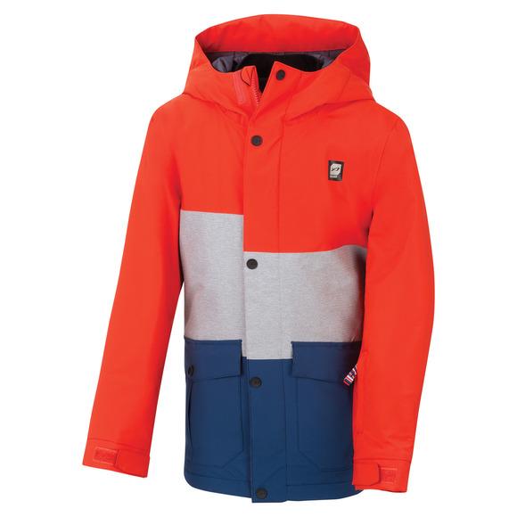 Comox Jr - Boys' Hooded Jacket