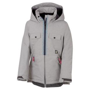 Sequel Jr - Girls' Hooded Jacket