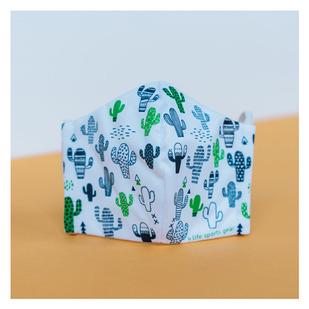 Cactus Jr (Petit) - Masque non médical réutilisable pour junior