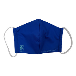 Solid Blue (Small) - Junior Reusable Non-Medical Mask