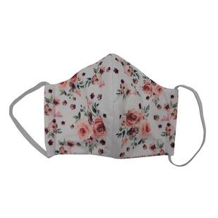 Fleur (Moyen) - Masque non médical réutilisable pour adulte