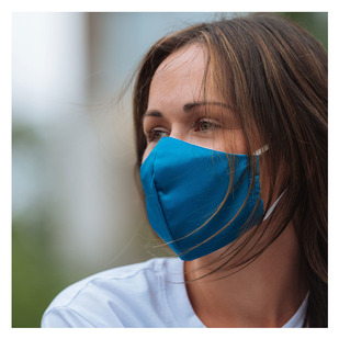 Solid (Medium) - Adult Reusable Non-Medical Mask