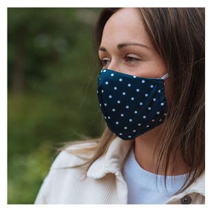 Pois (Moyen) - Masque non médical réutilisable pour adulte