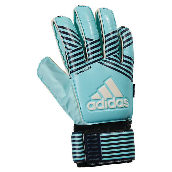 Ace FS Jr - Gants de gardien de but de soccer pour junior