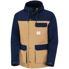 Bearded - Men's Insulated Jacket