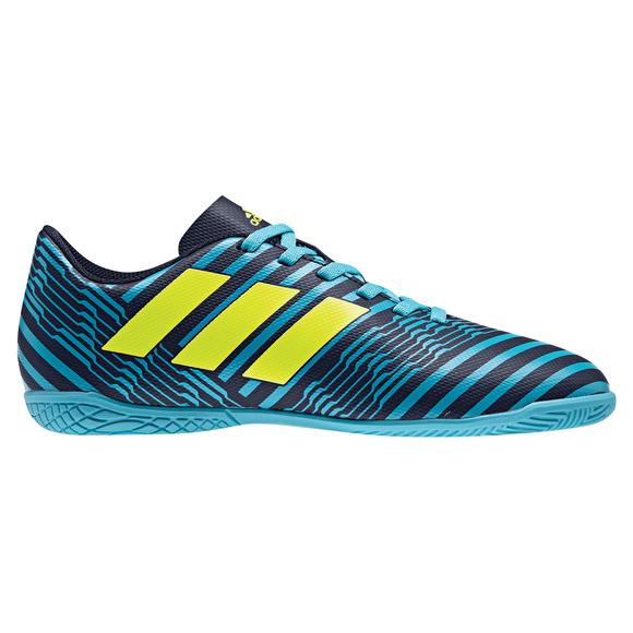 Nemeziz 17.4 IN Jr - Chaussures de soccer intérieur pour junior
