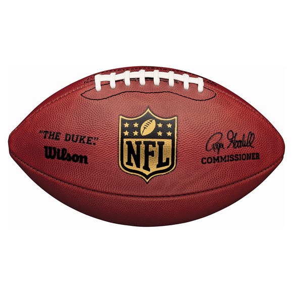 NFL Game Ball - Ballon de football The Duke