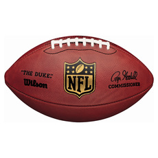 NFL Game Ball - The Duke football