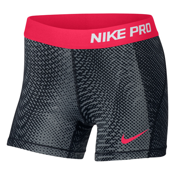 Pro Jr - Girls' Fitted Shorts