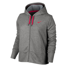 Dry Training - Women's Full-Zip Hoodie