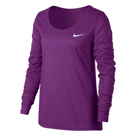 Legend - Women's Long-Sleeved Shirt