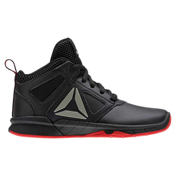 Own The Court - Chaussures de basketball pour garçon