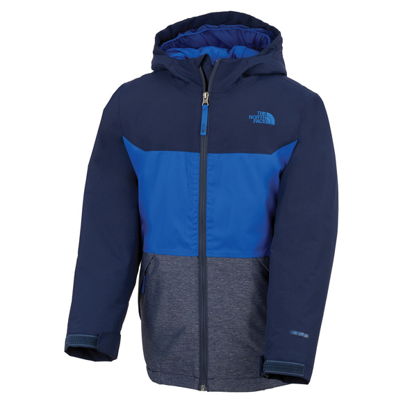 Brayden Jr - Boys' Hooded Jacket