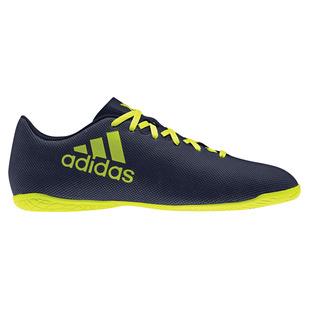 X 17.4 IN - Chaussures de soccer intérieur pour adulte