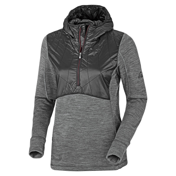 Kenai - Women's Half-Zip Hooded Jacket