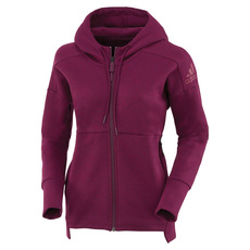 Stadium - Women's Full-Zip Hoodie
