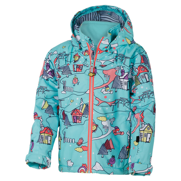 Mini Jetty Little Miss - Kids' (Girl) Hooded Jacket