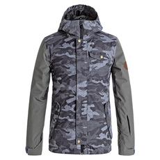 Ridge Youth - Boys' Hooded Jacket