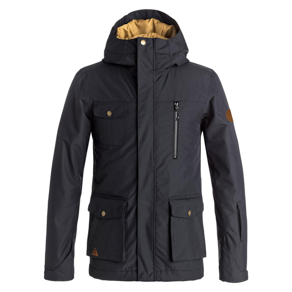 Raft Youth - Manteau à capuchon pour garçon