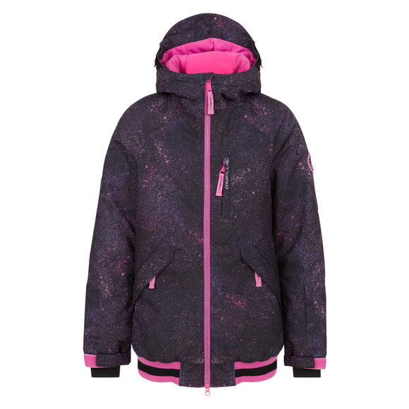 Gloss - Girls' Hooded Jacket
