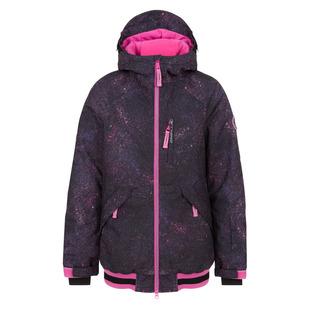 Gloss - Manteau à capuchon pour fille