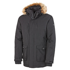 Ethan - Men's Hooded Down Jacket