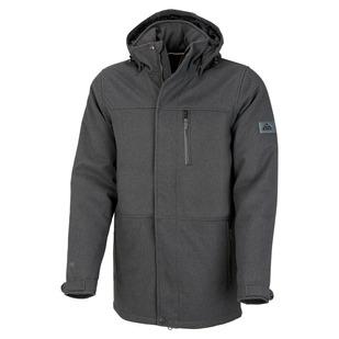 Brian - Men's Softshell Hooded Jacket