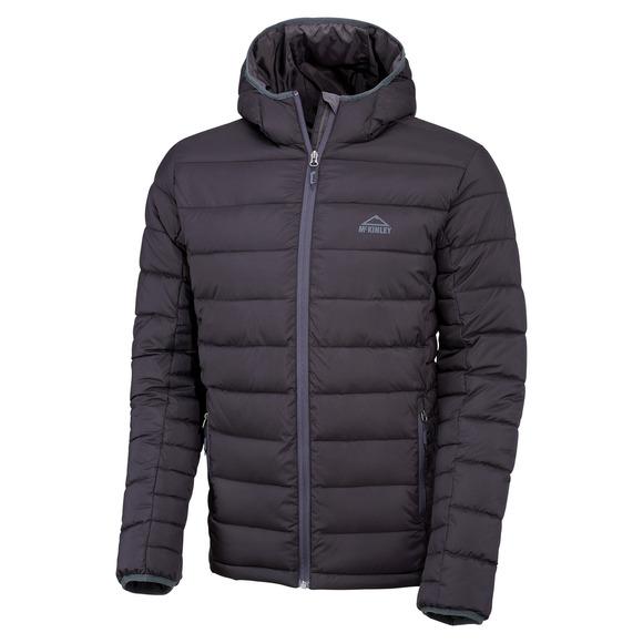 Kenny - Men's Hooded Down Jacket
