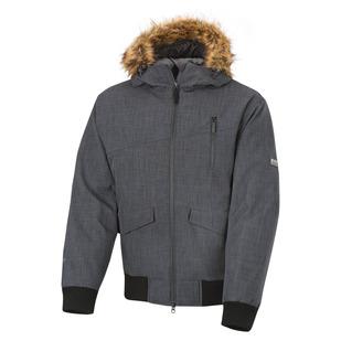 Leo - Men's Hooded Down Jacket