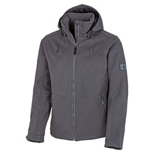 Boone - Men's Hooded Softshell Jacket