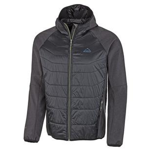 Aleneva - Men's Softshell Hooded Jacket