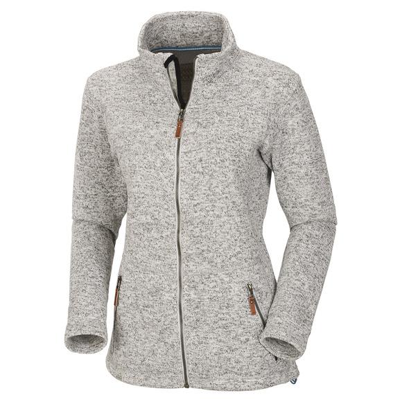Rubin - Women's Polar Fleece Jacket