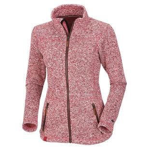 Rubin - Blouson en laine polaire pour femme
