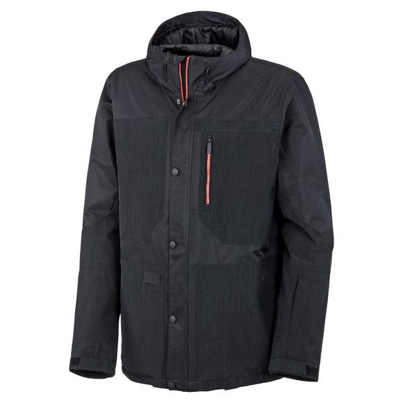 Liftline - Manteau à capuchon pour homme