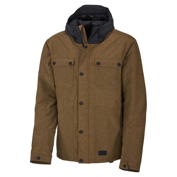 Stash - Manteau à capuchon pour homme