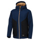 Galaxy II - Men's Hooded Jacket  - 0