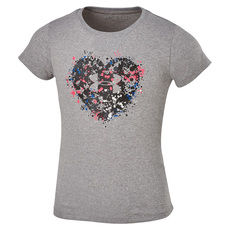 Splatter Heart Kids - T-shirt pour fille