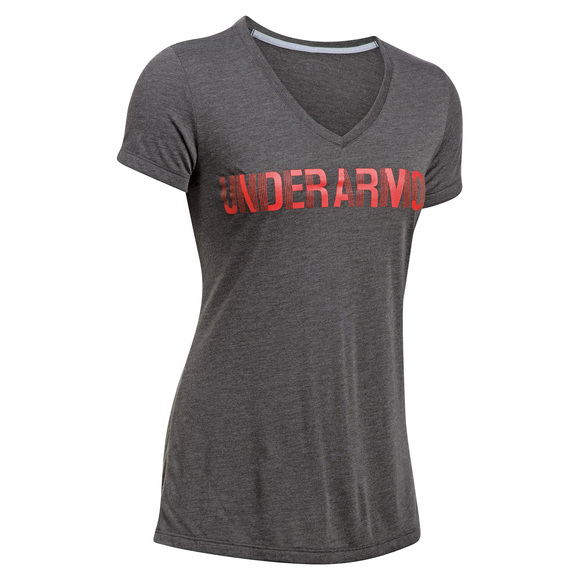 Threadborne V Graphic Twist - Women's T-Shirt