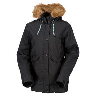 Cascade -  Manteau à capuchon pour femme