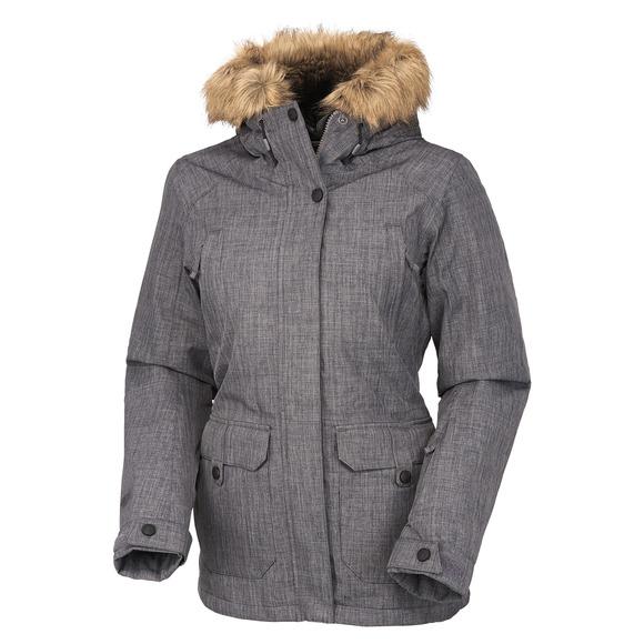 Cloud - Women's Hooded Winter Jacket