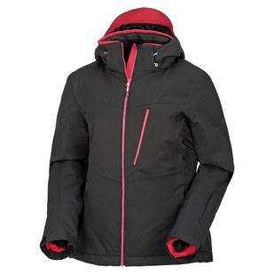 Alicia - Women's Hooded Winter Jacket