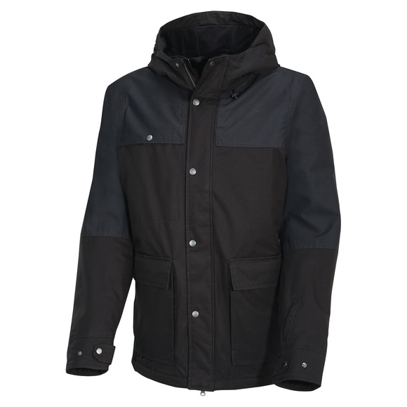 Nautical - Men's Hooded Jacket