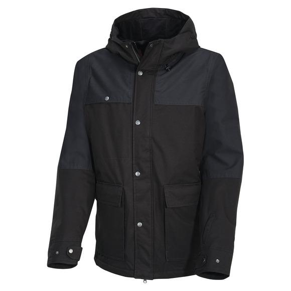 Nautical - Manteau à capuchon pour homme