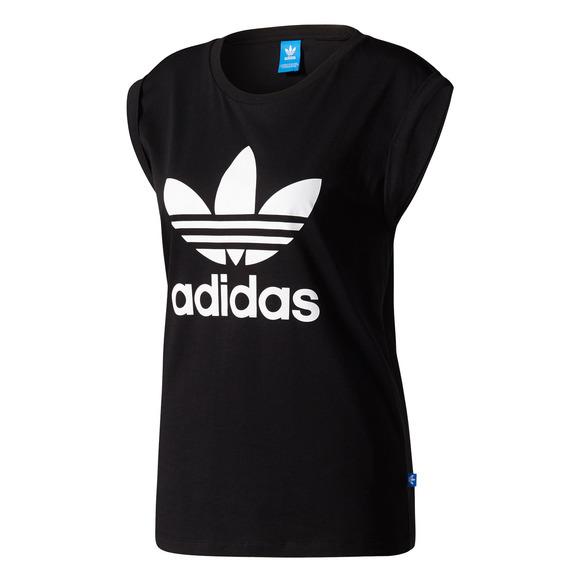 Boyfriend Trefoil - T-shirt pour femme