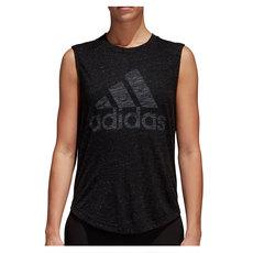 Winners Muscle - T-shirt sans manches pour femme