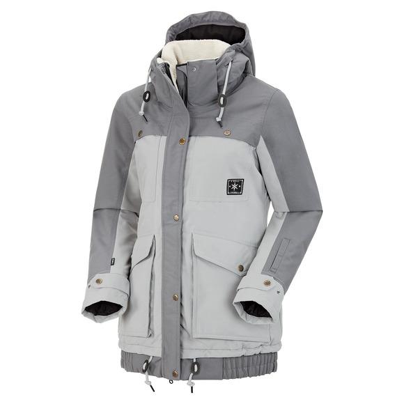 Aviatrix - Women's Hooded Winter Jacket